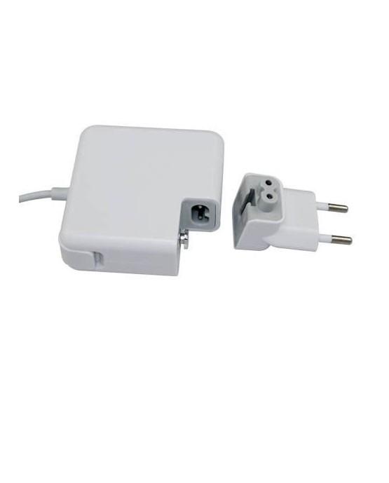 85W Tipo T Cargador Compatible para Apple Macbook | 18.5V - 4.6A | MAGSAFE