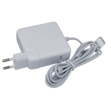 60W Tipo T Cargador Compatible para Apple Macbook | 16.5V - 3.65A | MAGSAFE