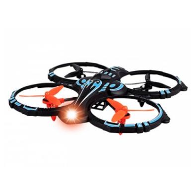 Drone Quadricopter  Valkiria de 18x19cm 3GO Hellcat
