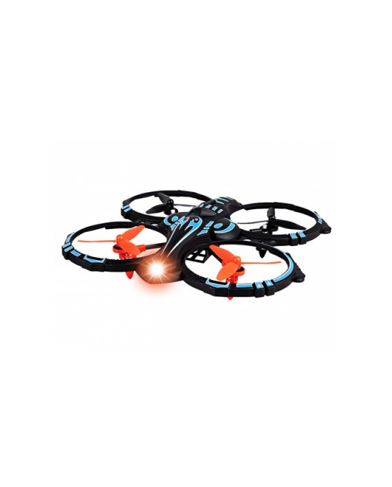 Drone Cuadricóptero Valkiria de 18x19cm 3GO Hellcat