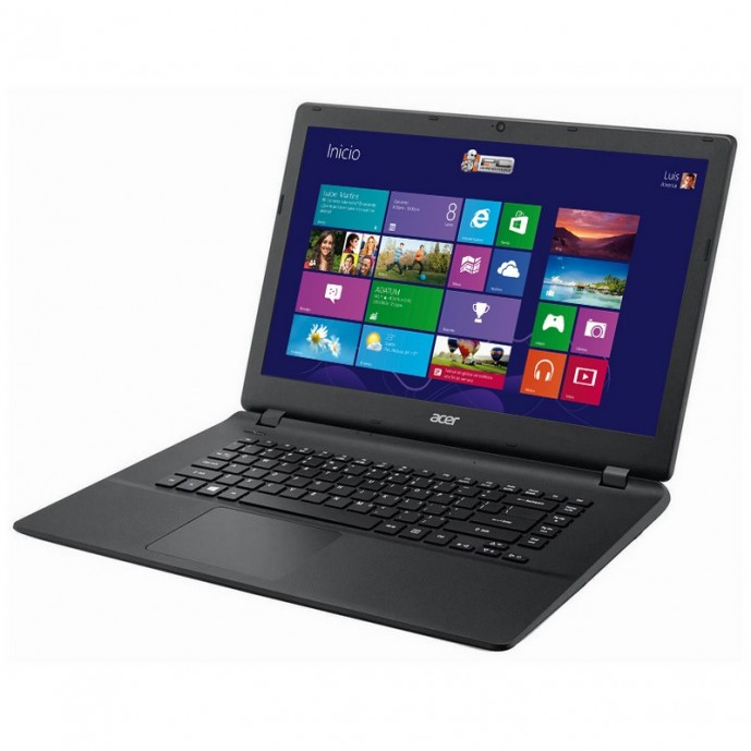 Portàtil Acer Aspiri N2840 4GB 500GB NoOpt Windows 8 15""