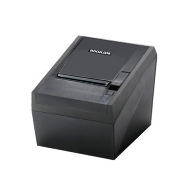 Bixolon Impresora Térmica Tiquets SRP-330 USB+Serie Negra