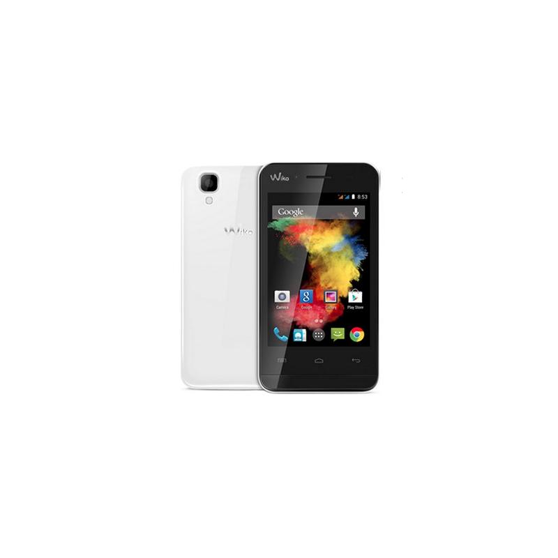 "Smartphone de  3.5"" HVGA D1GHz 512MB/4GB 2xSIM Blanco"