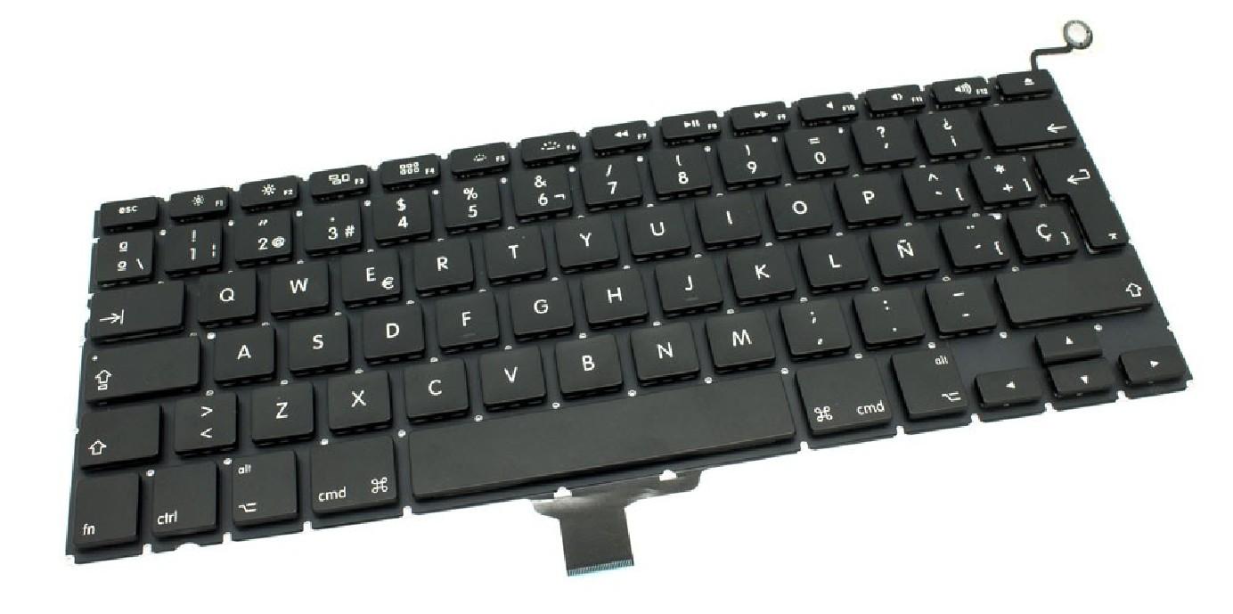 Teclado Macbook Pro para Macbook Pro de 2009 a 2012