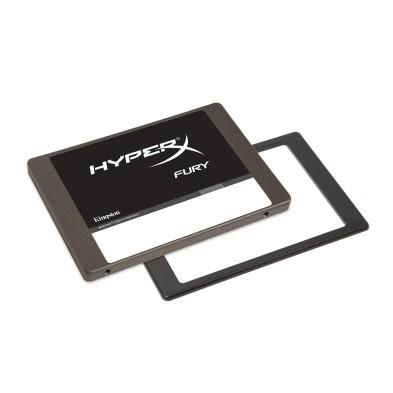 Disco sólido para Mac Kingston de 240GB SSD HyperX Fury SATA3