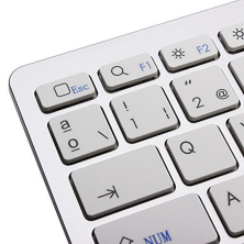 Bluetooth compatible keyboard and mouse for iMac, iPad, iPhone, TV, Tablet