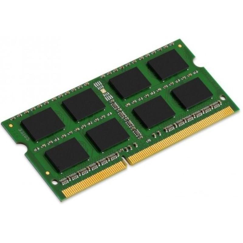 Tarjeta de memoria Crucial soDim 4GB DDR3 1066MHz