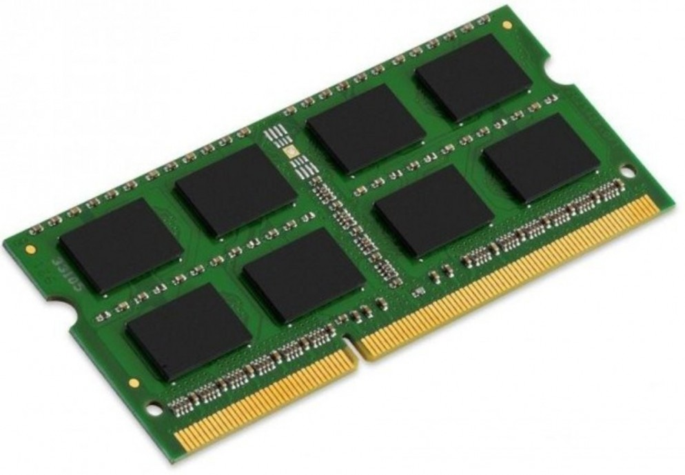 Card 4GB DDR3 SODIMM Crucial Memory 1066MHz