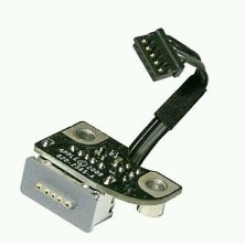 Internal DC-in jack for portable Macbook Pro A1278