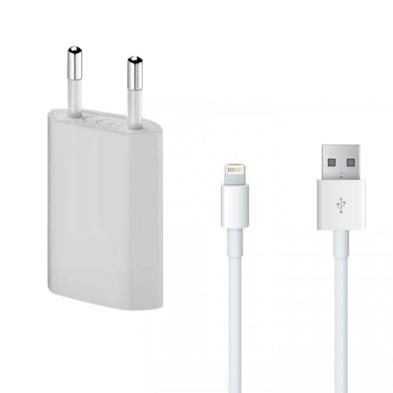Carregador compatible + Cable per a iPhone 5, iPhone 5s o 5c, iPhone 6 o 6s o Plus