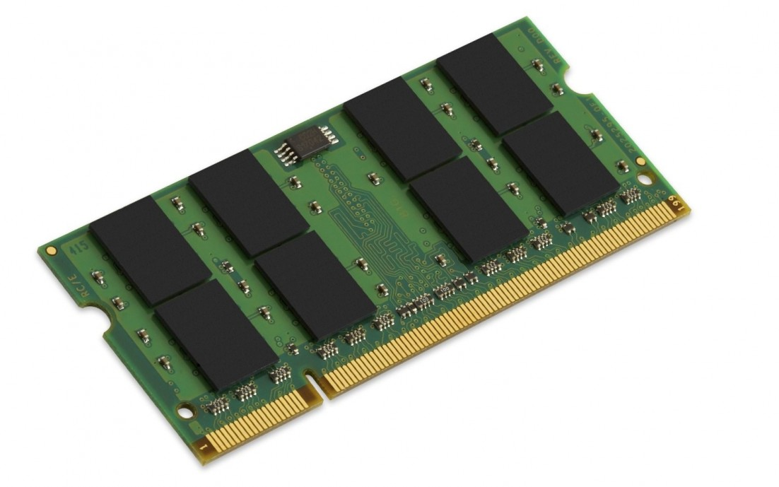 Tarjeta de memoria soDim 2GB DDR2 667MHz