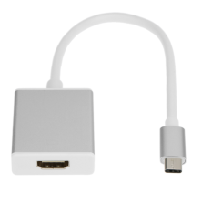 Connector USB Adaptador de Tipus C 1 per HDMI Macbook 12 Polzades