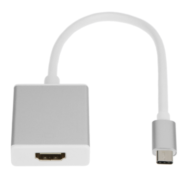 Adaptador USB Tipo C a HDMI para portátil Apple