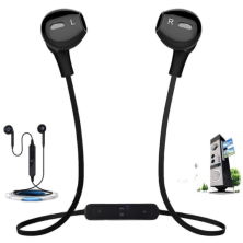 Bluetooth Sports Headset Black / White