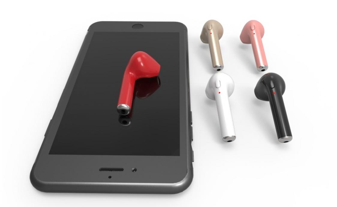 Auriculars sense fil bluetooh per a iPhone, Samsung, Mac, MP3
