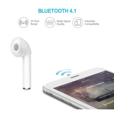 Auriculars sense fil bluetooh per a iPhone, Samsung, Mac, MP3