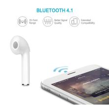 Wireless Bluetooth Headset for iPhone, Samsung, Mac, MP3