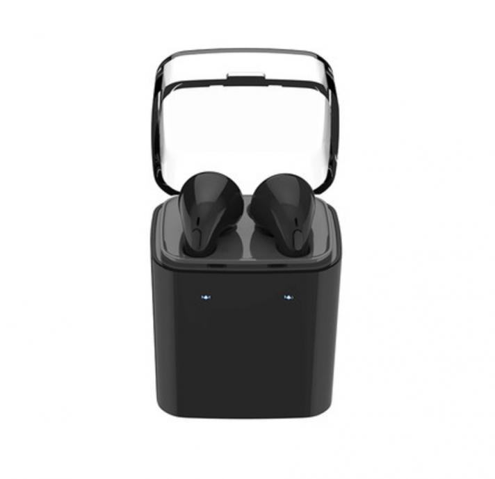 Mini Auriculars bluetooth amb caixa de càrrega