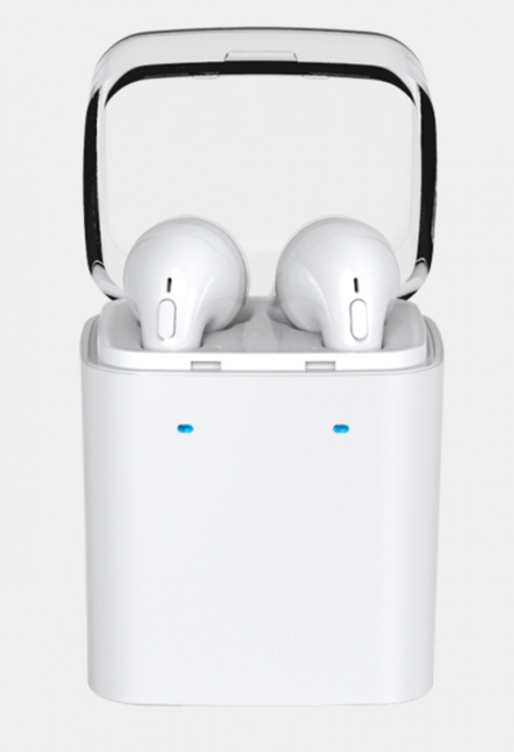 Mini Bluetooth Headset with Charge Box