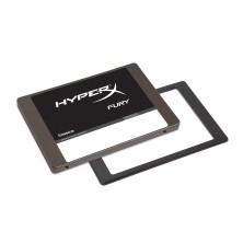 Disco duro sólido Kingston de 120GB SSD HyperX Fury 120GB SATA3