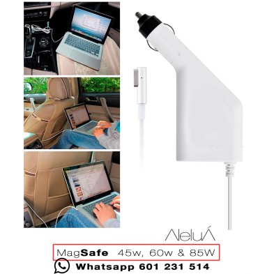 Magsafe-1 KFZ-Ladegerät für Macbook, Macbook Air und Macbook Pro