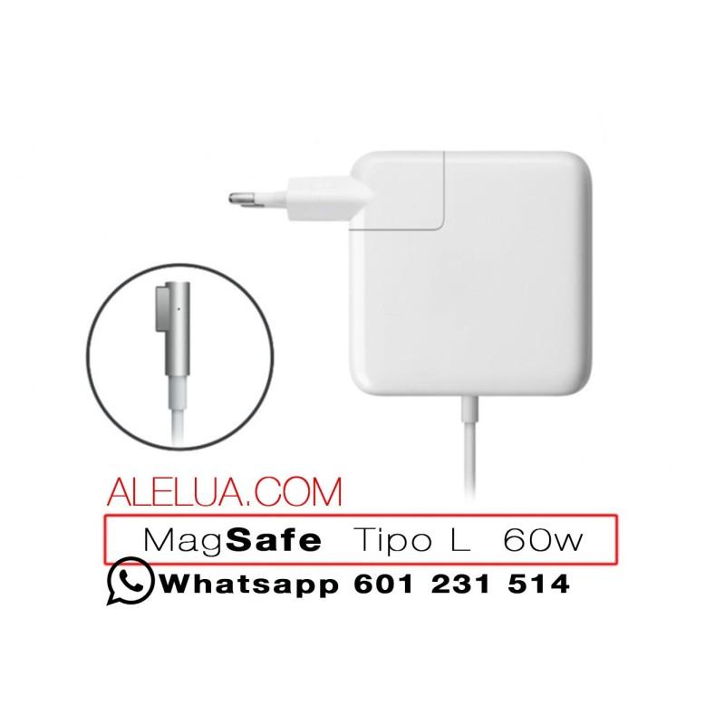 60W Cargador Compatible para Apple Macbook | 16.5V - 3.65A | MAGSAFE