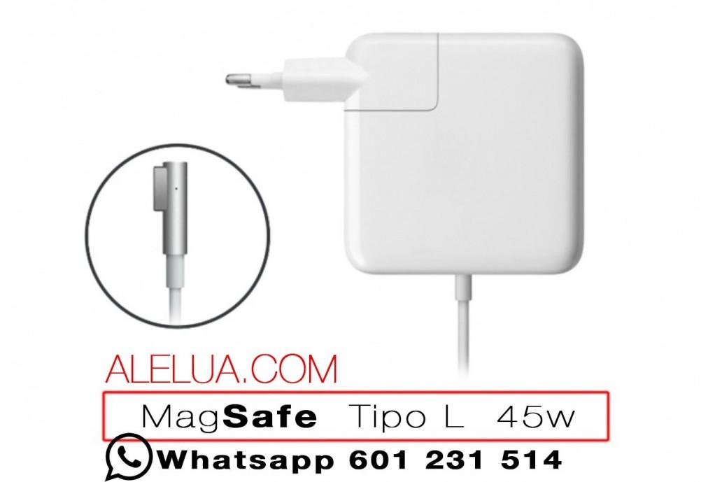 45W Carregador Compatible per Apple Macbook | 14.5V - 3.1A | MagSafe