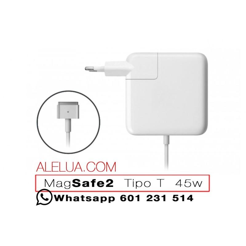 45W Magsafe 2 - carregador compatível para Apple Macbook | 14.85V - 3.05A