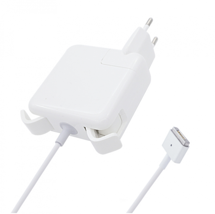 85W Magsafe 2 - Cargador Compatible para Apple Macbook   20V - 4.25A