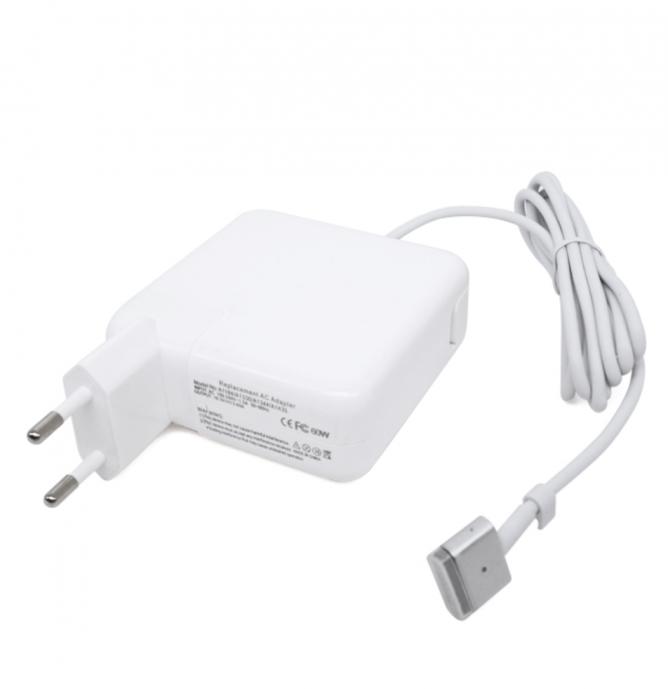 60W Magsafe 2 - Chargeur Compatible pour Apple Macbook | 16.5V - 3.65A