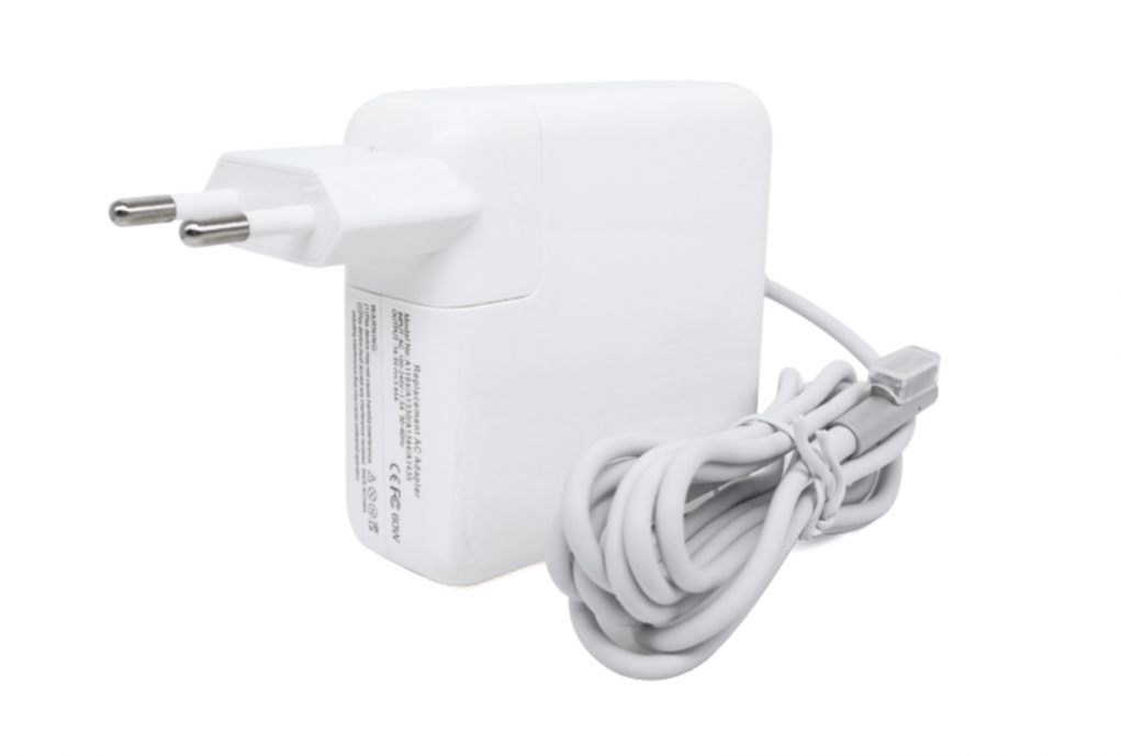 60W Compatible Charger for Apple Macbook | 16.5V - 3.65A | MAGSAFE