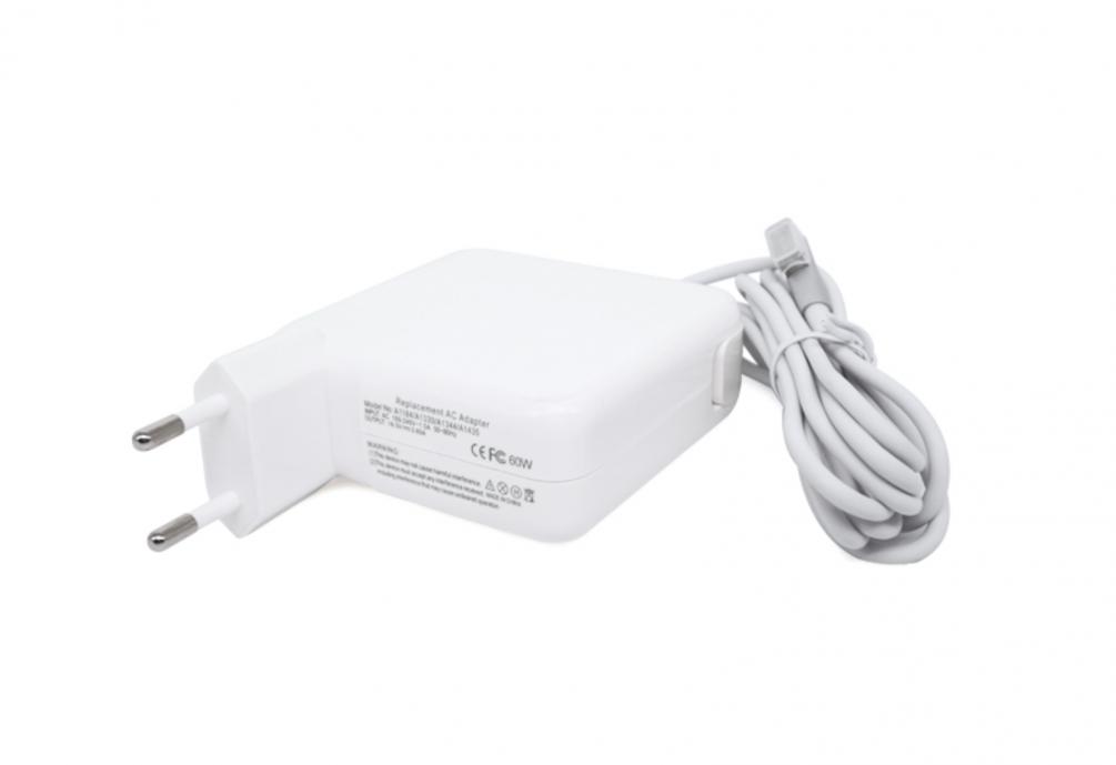 60W Chargeur Compatible pour Apple Macbook | 16.5V - 3.65A | MagSafe