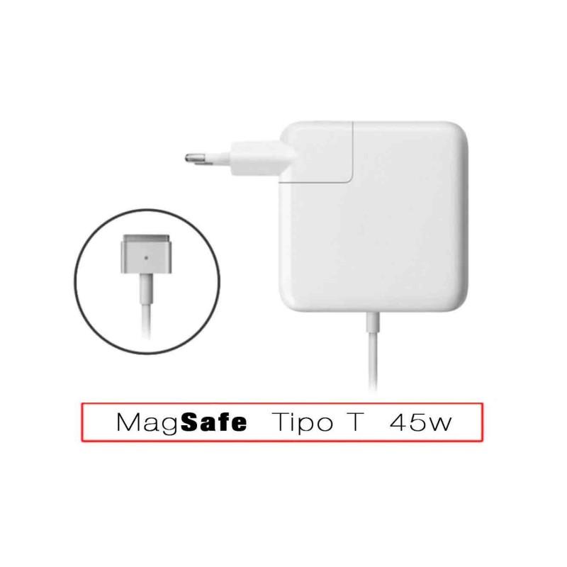 Cargador magsafe-2 para Macbook Air de 45w