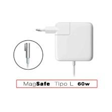 """Chargeur 60w pour Macbook et Macbook Pro 13"""" connecteur Magsafe-1"""