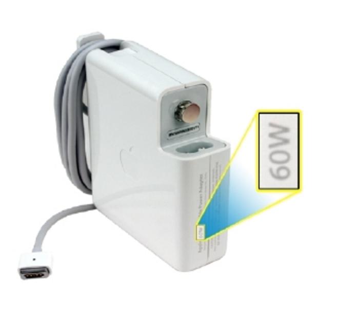 """Adaptador de corriente MagSafe de 60 W con conector en """"T"""""""