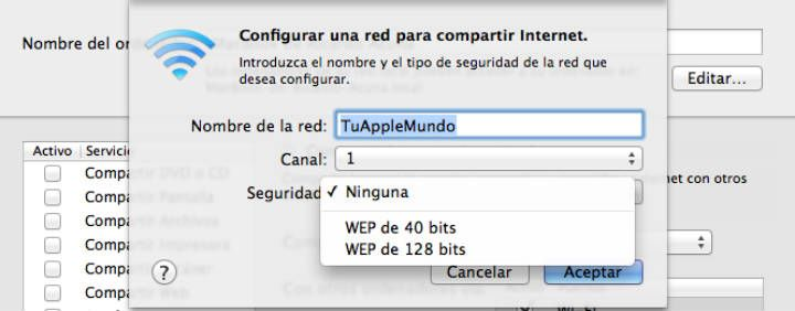 Compartir-internet-de-Mac-Configuración