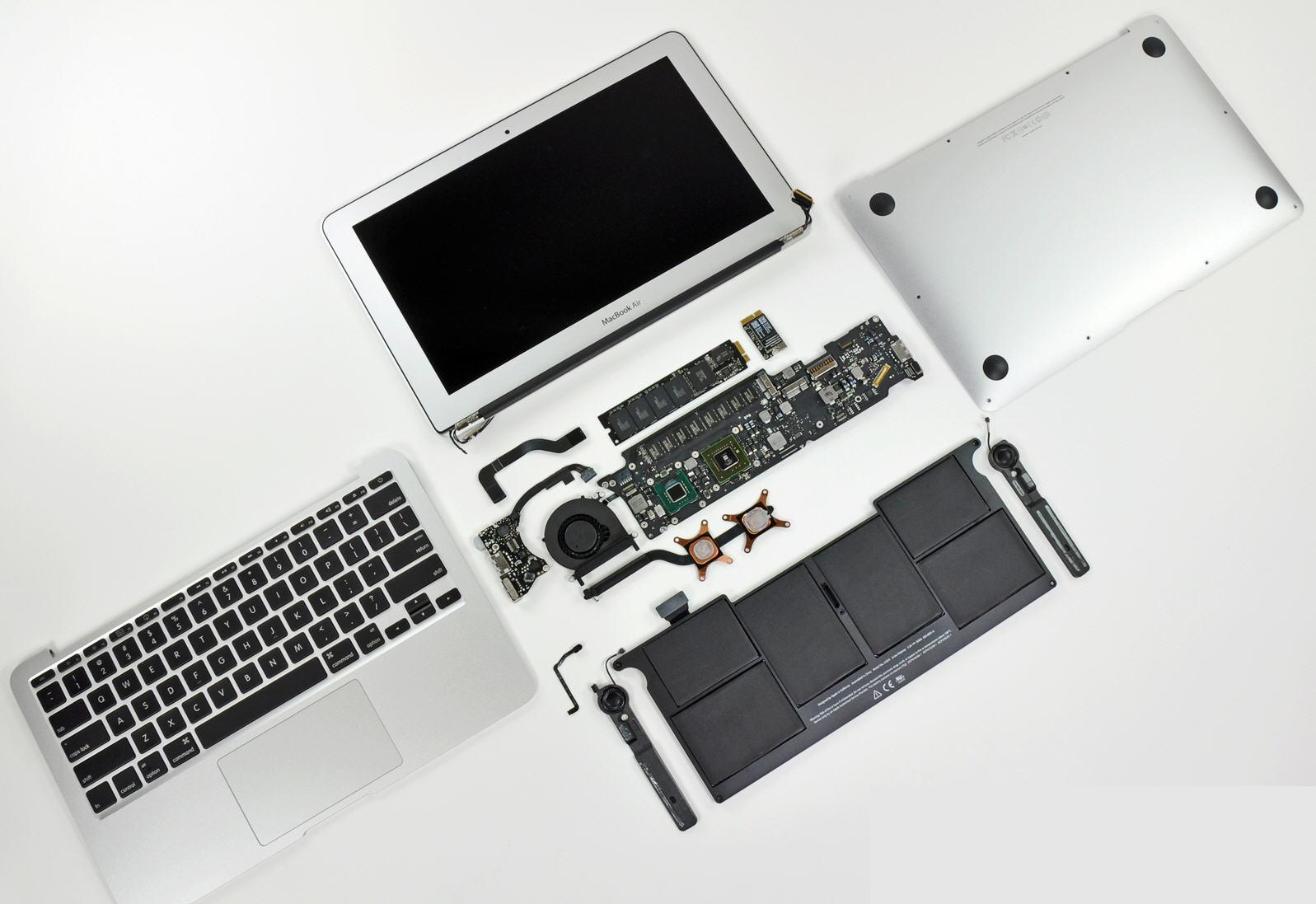 Recomendaciones para alargar la vida de la batería Macbook Pro, Macbook Air