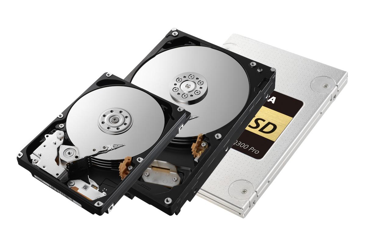 Comparación entre un disco SSD serial ATA y un PCIe