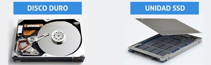 Todo lo que necesitas saber sobre discos duros sólidos SSD