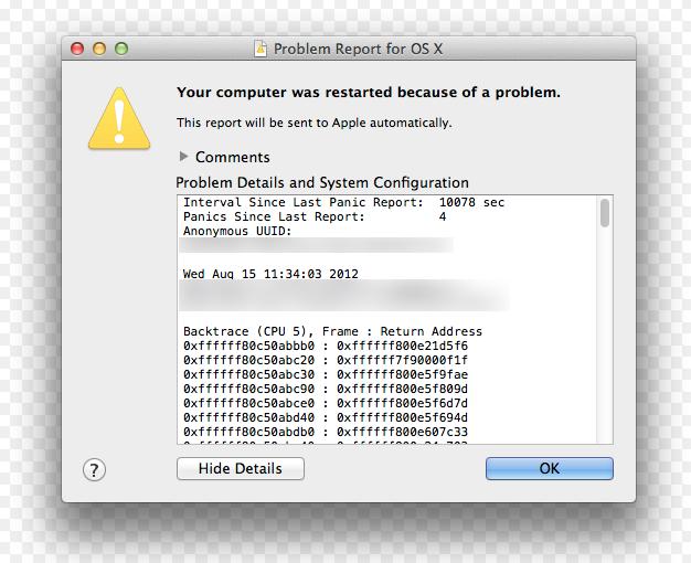 Cómo aislar problemas en Mac OS X