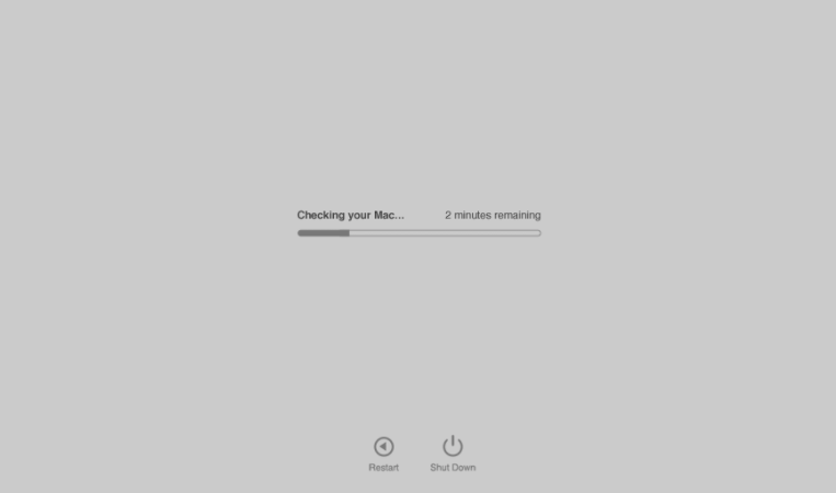 Cómo utilizar Diagnósticos de Apple