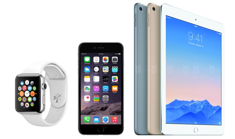 Todos los IOS y Firmware para iPad, iPhone, iPod, AppleTV & Apple Watch