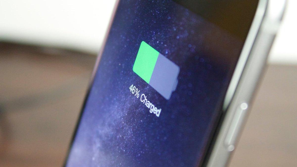 Alarga la duración de tu batería – Cómo ahorrar batería con tu móvil iPhone