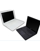Carregador Macbook branco / preto e branco Unibody