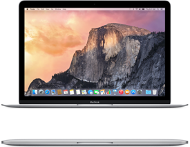 Macbook Retina 12""